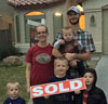 Warren and Julie Proud Homeowners!