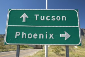 Tucson vs Phoenix Living