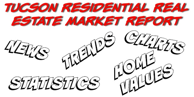 TUCSON RESIDENTIAL REAL ESTATE MARKET REPORT MARCH 2016