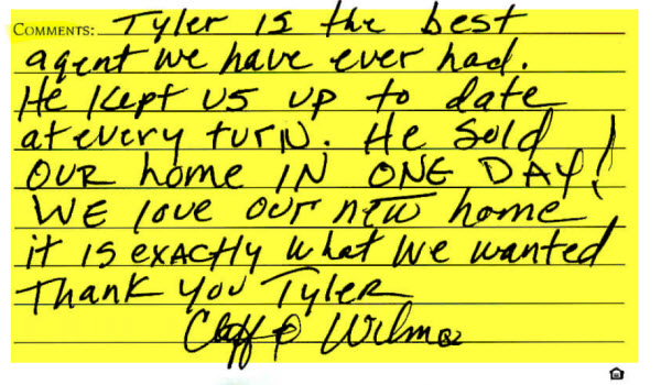 Tyler Ford SOLD Our Home In One Day!