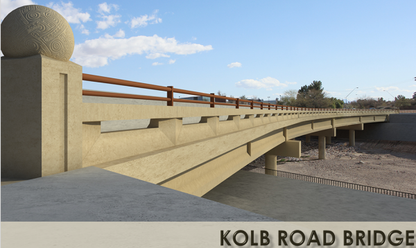 Kolb Road to Sabino Canyon Bridge Connection