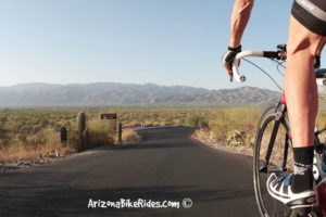 Top 5 Road Bike Rides in Tucson, Arizona