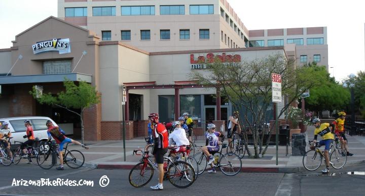 shootout bike ride Tucson, AZ