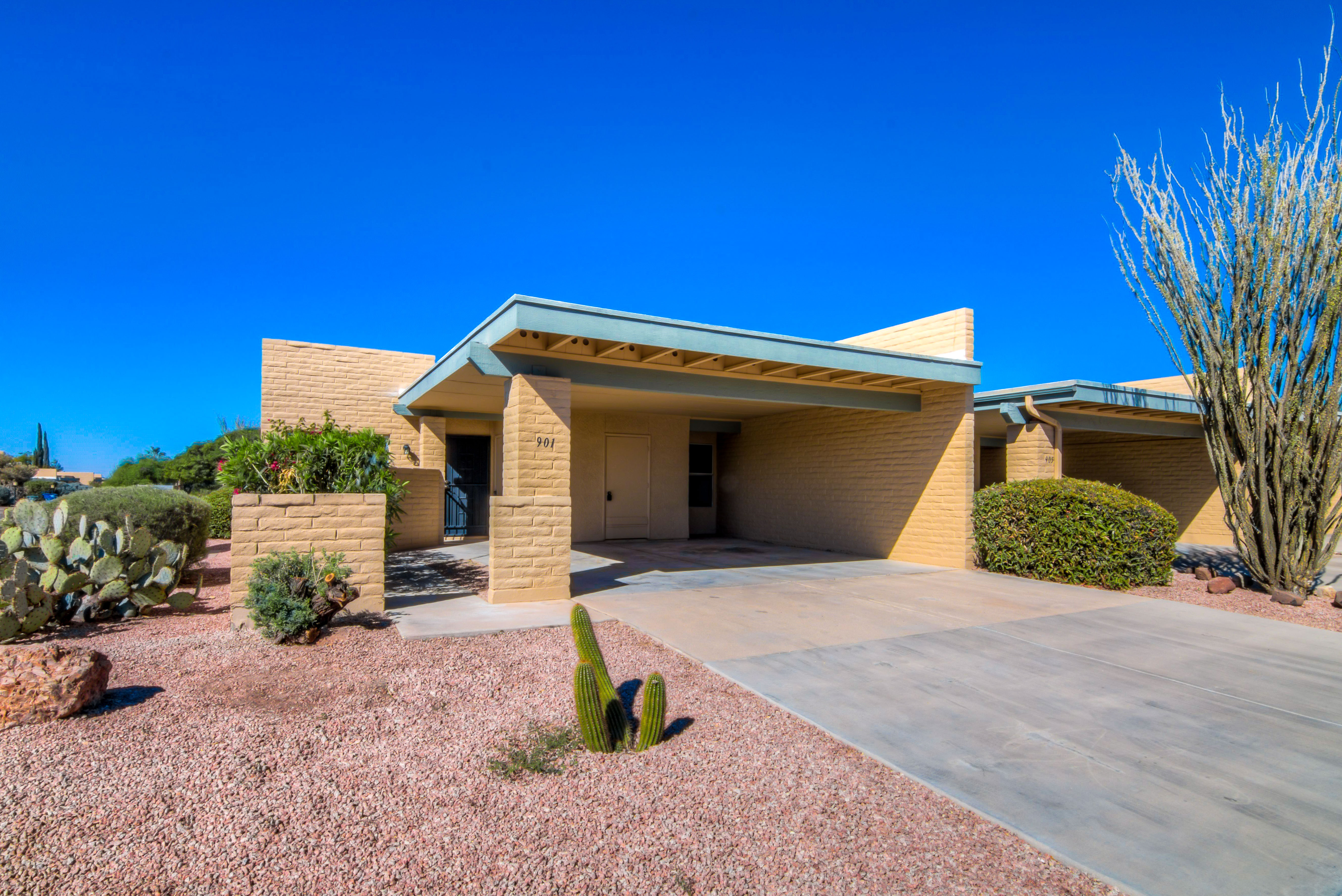 Casa Real Townhomes For Sale In Tucson Arizona Tucson Home Search